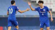 11月27日 亚冠小组赛F组 上海申花vs东京FC 录像 集锦