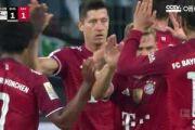 08月14日 德甲第1轮 门兴vs拜仁慕尼黑 录像 集锦