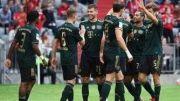 09月18日 德甲第5轮 拜仁慕尼黑vs波鸿 录像 集锦